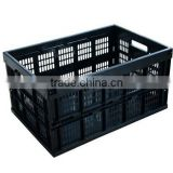 Sale Top Quality PE/PP Folding Plastic Logistics Container Box,Folding Plastic Moving Boxes,Foldable Crate