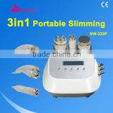 Best Home Use Cheap Mini Portable Ultrasonic Cavitation Body Sculpting Ultrasound Cavitation RF Slimming Machine 32kHZ