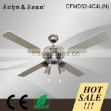 Wholesale fashion style classic power saving best selling traditional electrical ceiling fan
