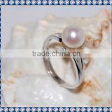 Best Quality Simple Freshwater Pearl Ring PFR016