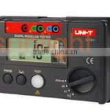 Digital RCD (ELCB) Tester, Residual Current Device, UT581