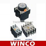 LA1-D LA2-D Time Delay Auxiliary Contact Blocks for contactor