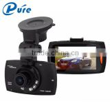 CE RoHS certification reverse car camera recorder, hd 1080p car camera dvr,night vision car camera