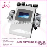 Non Surgical Ultrasound Fat Removal China Manufacturer Slim Weight Ultrasonic Cavitation Machine Vacuum RF For Salon Use Ultrasonic Contour 3 In 1 Slimming Device