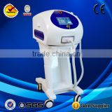 Strong Power!!! 808 nm diode laser hair removal machine for beauty center / 808 nm high pulse laser hair removal
