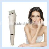Good quality blackhead removal waterproof electric facial brush,facial cleaning brush with best price -JTLH-1501