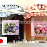 Pure Blueberry jam made in japan