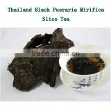Thailand Black Pueraria Mirifica Dry Slice Tea Herbal Extracts