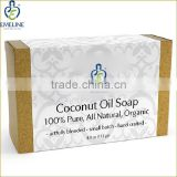 Organic Virgin Coconut Oil Soap
