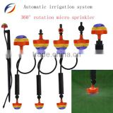 Direct Manufacturer Sales Irrigation Sprinkler System 360 Degree Full Angle Irrigation Micro Sprayer For Agricultural Sprayers