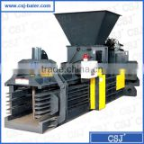 CE,ISO certificate factory supply hydraulic fully automatic waste paper automatic baler compacting