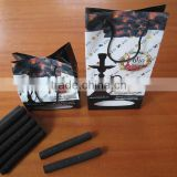 Odorless White-ash Smokeless Bamboo Finger Shisha Charcoal