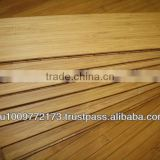 2-Ply Bamboo Flooring For Floor Heating- Vertical Carbonized ( Unfinished )