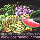 Fruits Painted Picture