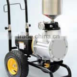 Electric industrial HVLP paint sprayer