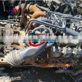 used ben z engine om441 om441la mercedes engine from Germany