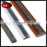 Graphite based High expansion ratio high quality Fireproof intumescent strip for fire rate door
