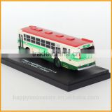Souvenirs 3d bus model interior decoration