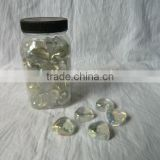 natural white decorative pebbles