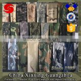 65 polyester 35 cotton Blend woven army ripstop print military uniform camouflage fabric