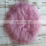 Wool fluffy blanket backdrop Curly felted layer photography props Baby basket stuffer flokati Newborn blanket rug photo props