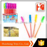 most popular outdoor game rose design bubble stick kids bubble with low price