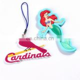 stylish best sale popular keychain with led,cheap cheap custom promotional keychain