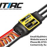 HTIRC Hornet 30A 2-4S Brushless esc Speed Controller ESC For Rc Hobby Model  Airplane
