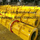 concrete electric spun pole machine