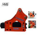 Excavators side Type HMB1000 Hydraulic Hammer Earthmoving Breaker