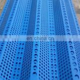 High Quality factory  price Perforated Anti Wind Net/Windproof Dust Suppression Net