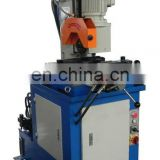 Inquiry about semi-automatic hydraulic metal pipe vertical circular sawing machine