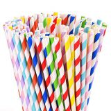 Birthday-Party Drinking Paper Straws Wedding Bachelorette Party Decor Supplies