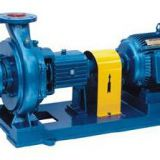 LXLZ single stage centrifugal paper pulp pump