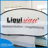 Vertical Outdoor Advertising Promotion Pop up banner printing,pop up a frame banner