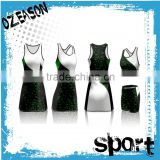 Hot sale customized ladies netball dresses for netball team                                                                                                         Supplier's Choice