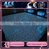 2015 China ACS new promotion innovative product led star dance floor