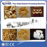Salad Snacks Food Making Machine/Wheat Flour Salad/Processing Line/Fried Flour Salad Sticks