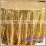 SQN#23 Luxury wholesale cheap round table cloths sequin table cloth for wedding