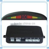 Parking sensor system led car parking sensor led display parking sensor with 4 sensors