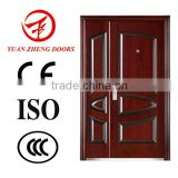 chinese double security door for exterior position