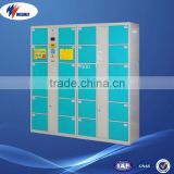 Multi door colorful steel electronic lock lockes cabinet for supermarket and changing rooms