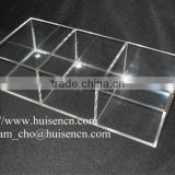 Transparent Acrylic display box for shops & hotel                                                                         Quality Choice