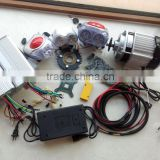 pedicab motor kit/48v electric bicycle motor kit for bangladesh/electric trike thumb throttle