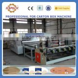 JGPF-06005 packing factory automatic cardboard feeding machine/automatic corrugated board feeding machine