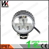 WEIKEN 24 hour work light Cheap Price 9w Led Offroad Work Light for truck tractor WK-0903