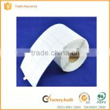 China cheap economical packaging label sticker custom
