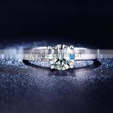 Fashion 925 sterling silver ring - bridges silver jewellery, silver jewellery manufacturer, CZ cubic zircon
