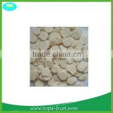 Green Food frozen IQF water chestnut sliced
