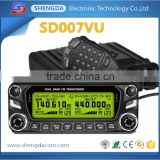 Trade Assurance best selling VHF UHF mulit band ham walkie talkie and high range mobile radio transceiver with military quality